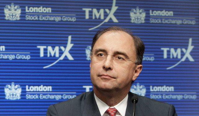 Le patron du LSE, Xavier Rolet, a promis... (PHOTO: MARK BLINCH, REUTERS)