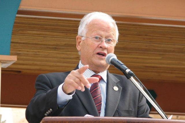 Le député de Glengarry-Prescott-Russell, Jean-Marc Lalonde, n'écarte pas... (JEAN-FRANÇOIS DUGAS, Archives LeDroit)