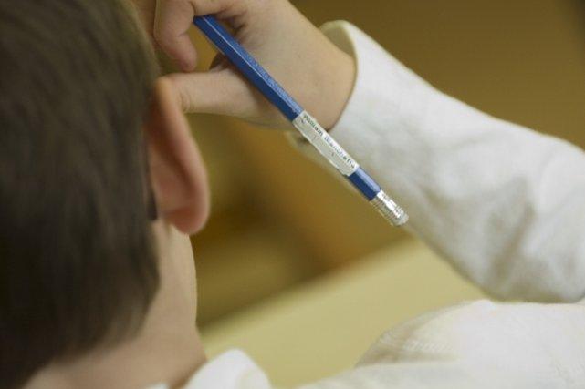 Dès l'école primaire, on condamne ces enfants à... (PHOTO: IVANOH DEMERS, ARCHIVES LA PRESSE)