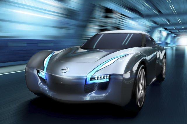 Les images de la ESFLOW laissent entrevoir une... (Photo fournie par Nissan)