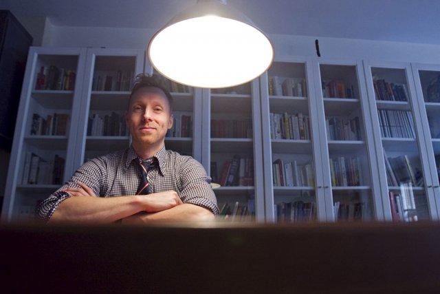 Nicolas Langelier... (Photo: Ivanoh Demers, La Presse)