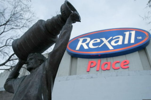 Le bail de location des Oilers au Rexall... (Photo: PC)