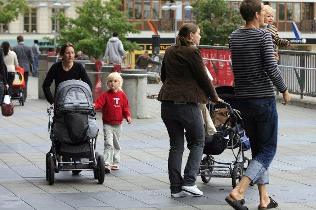 Malgré bien des réformes, la Suède demeure une... (PHOTO: SVEN NACHSTRAND, ARCHIVES AFP)