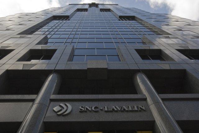 La firme d'ingénierie montréalaise SNC-Lavalin.... (Photo Rémi Lemée, Archives La Presse)
