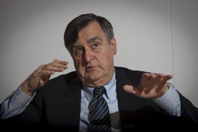 Lucien Bouchard prône un changement d'attitude dans le... (Photo: André Pichette, La Presse)