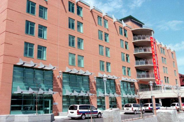 L'Hôpital chinois de Montréal prodigue des soins et... (Photo: Archives La Presse)