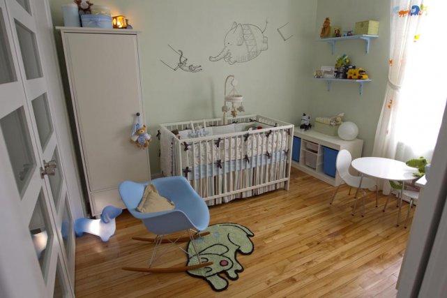 b b cool une chambre mille lieues des clich s sophie ouimet lamothe design. Black Bedroom Furniture Sets. Home Design Ideas
