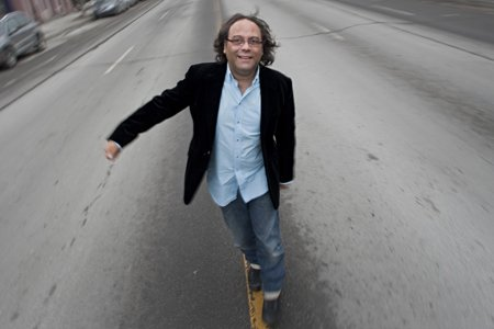 Josélito Michaud... (Photo: Ivanoh Demers, La Presse)