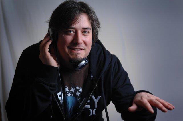 Biobazar, alias Dany Janvier.... (Photo: Ève Guillemette)