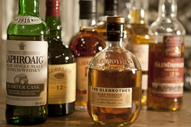 La Française Martine Nouet, grande spécialiste du whisky, est surnommée  la... (Photo: Ivanoh Demers, La Presse)