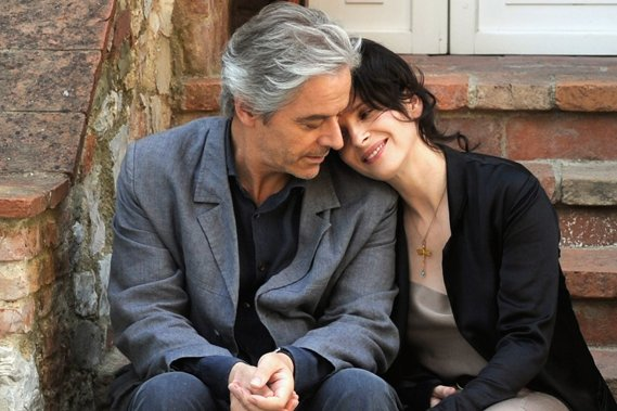 Juliette Binoche couple