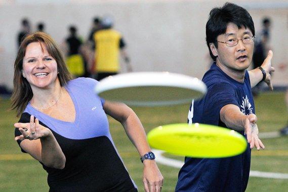 Marie-Josée Fugère et Yoshi Shimazu ont été les... (Le Soleil, Yan Doublet)