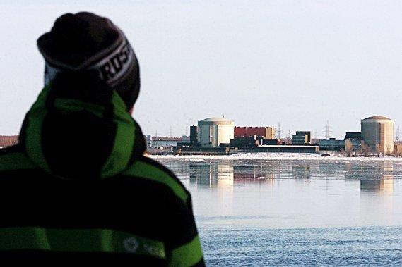 Les jours de la centrale nucléaire Gentilly-2 sont-ils comptés? Chose... (Le Nouvelliste, François Gervais)
