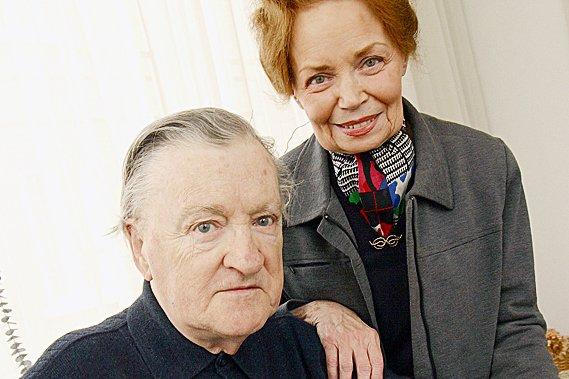 Victor Bouchard formait avec sa femme, Renée Morisset,... (Photothèque Le Soleil, Jocelyn Bernier)