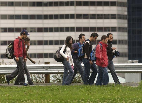 Avec la hausse des droits de scolarité, les... (PHOTO: IVANOH DEMERS, ARCHIVES LA PRESSE)