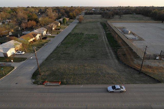 Dans ce quartier de l'est de Fort Worth,... (Photo: Ralph Lauer, collaboration spéciale)