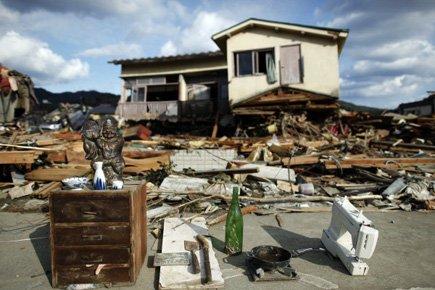 Le séisme du 7 avril est survenu au... (Photo: Reuters)