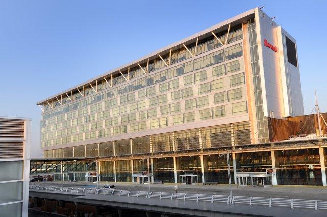 Hotel Marriott Aeroport Montreal
