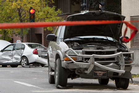 Le nombre de piétons gravement blessés à Montréal... (Photo: David Boily, archives La Presse)