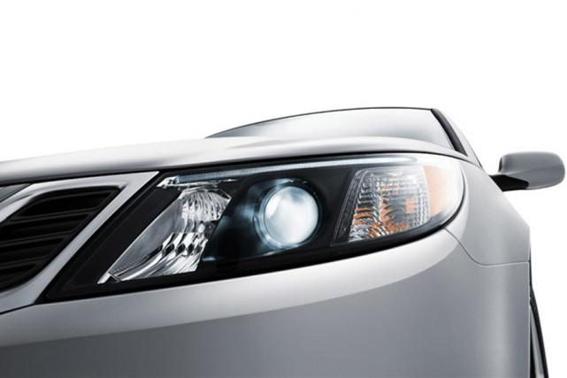 Des essieux et châssis ZF pour la 9-3. (Photo fournie par Saab)