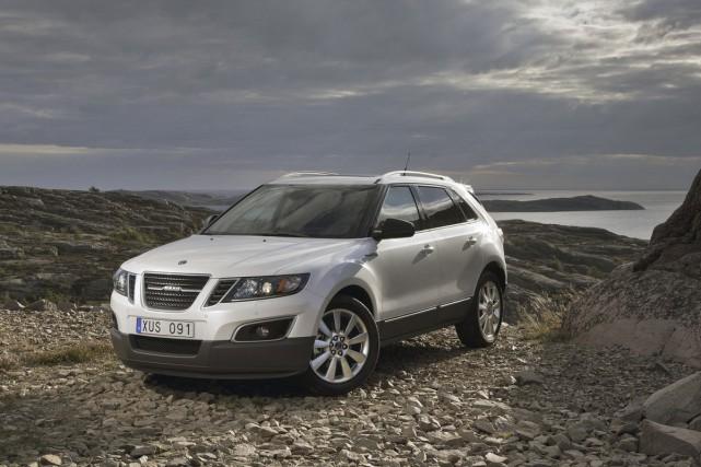 GM n'acceptera notamment pas de continuer à fournir... (Photo fournie par Saab)