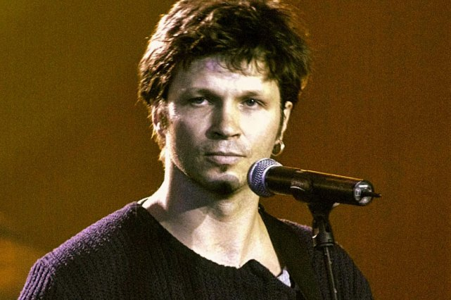 Bertrand Cantat... (Photo: archives AP)