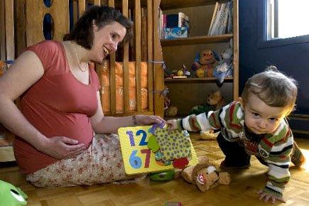Les enfants commencent à apprendre les mathématiques dès... (Photo: Alain Roberge, Archives La Presse)