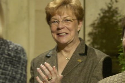 La mairesse de l'arrondissement de Pierrefonds-Roxboro, Monique Worth.... (Photo: Martin Chamberland, Archives La Presse)