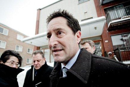 Michael Applebaum devient le nouveau président du comité... (Photo: Marco Campanozzi, La Presse)