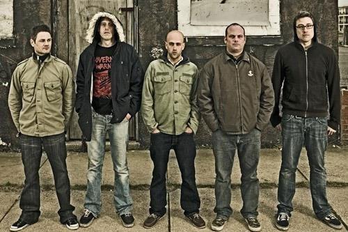 La formation Lifetime, du New Jersey.... (Photo: MySpace)