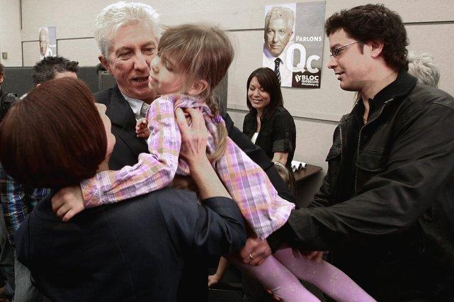 La campagne est difficile pour Gilles Duceppe à... (Photo: Reuters)