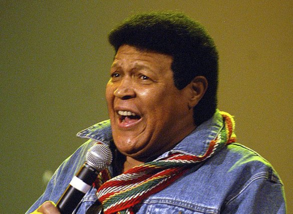 New day. Chubby checker and the wildcats