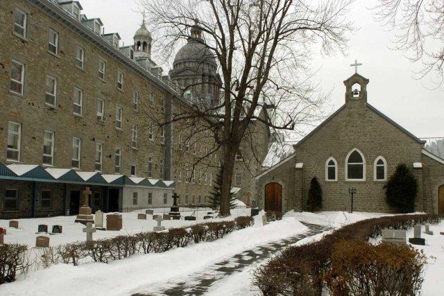 Le Collège Sainte-Anne de Lachine.... (Photo Robert Skinner, La Presse)