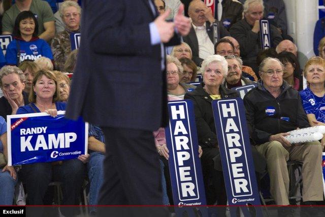 Des candidats conservateurs disent avoir des horaires trop... (Photo: Reuters)