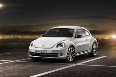 La Beetle 2011... (Photo: Volkswagen)
