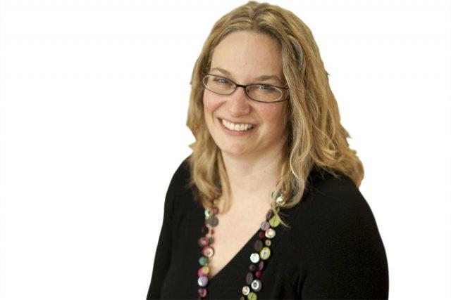 Katia Gagnon, directrice des informations générales de La... (Photo: David Boily, La Presse)