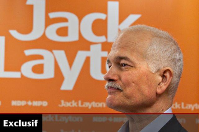 Une révolution orange point à l'horizon au Québec le 2 mai. Contre toute... (Photo: PC)