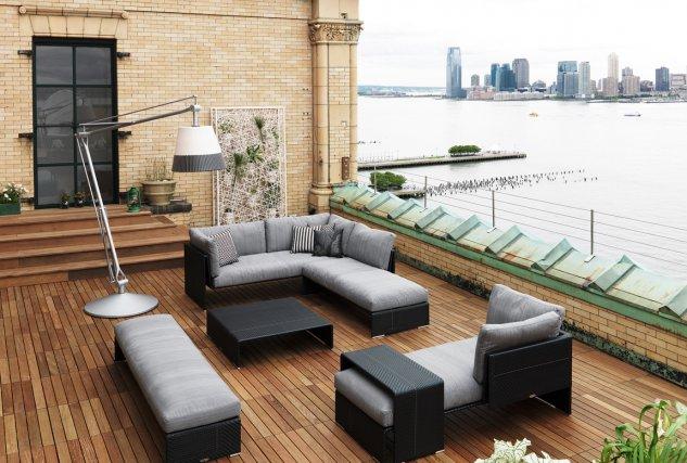 L 39 art de meubler son jardin lucie lavigne cour et jardin for Meubler une terrasse