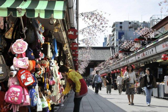 Le tourisme reprend au japon japon for Sejour complet tokyo
