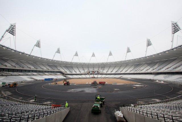 stade olympique de londres - photo #27