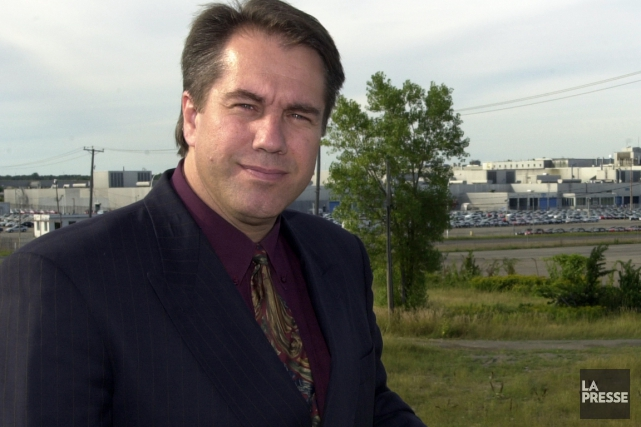 Au banc des accusés dans ce procès, l'ex-maire... (PHOTO ROBERT SKINNER, ARCHIVES LA PRESSE)