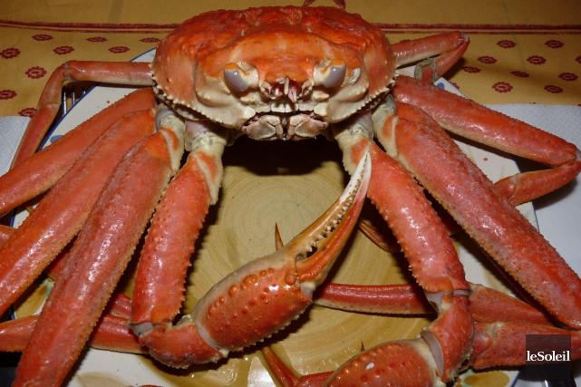 L'usine de transformation de crabe et de homard... (Photothèque Le Soleil)