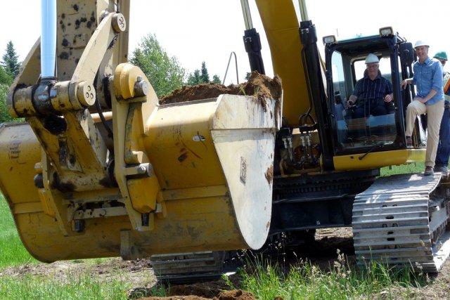 La progression des travaux sur l'autoroute 73 est... (Photothèque Le Soleil)