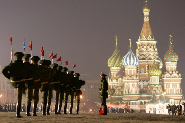 La Place Rouge, à Moscou... (Photo: archives Reuters)