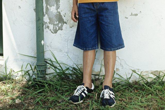 Un adolescent britannique s'insurge contre l'uniforme scolaire de... (Photothèque La Presse)