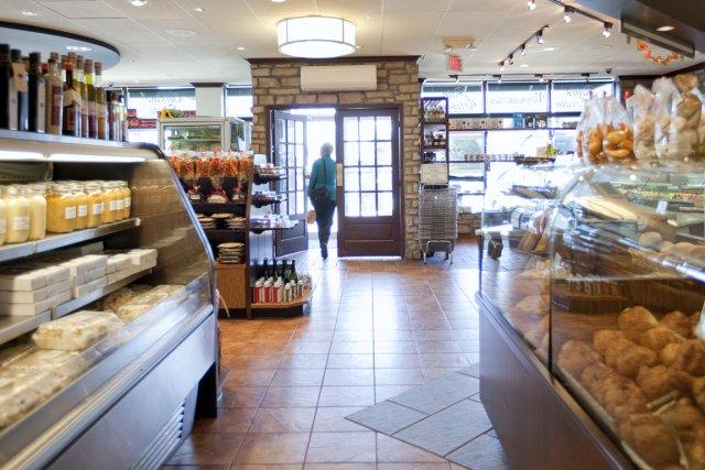 Au menu de la boulangerie,pâtisserie Pains et Saveurs (Photo