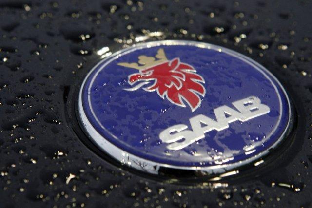 Le suédois Saab, au bord de la faillite, a renoncé à être représenté au salon... (Photo Reuters)