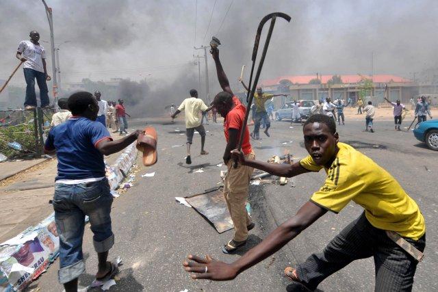 Violences électorales en Afrique