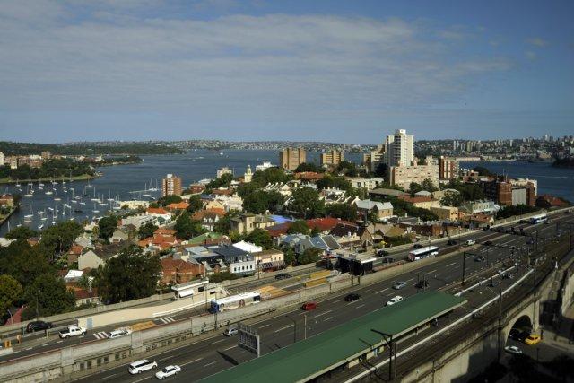 Sydney destination r v e des tudiants mais pas pour ses - Appartement circulaire sydney en australie ...