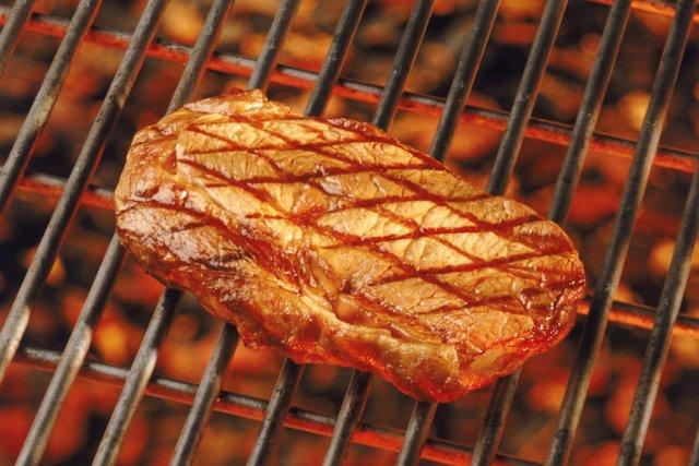 Comme j'ai grandement analysé l'impact aromatique du grill sur les  viandes,... (Photos.com)